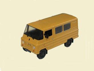 Zuk A07 Van Diecast Model Van