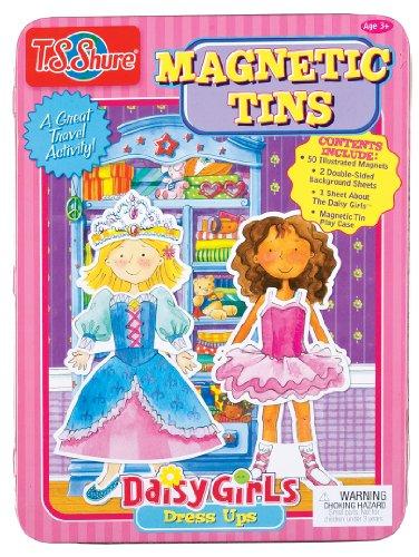TS Shure Daisy Girls Magnetic Tin Playset