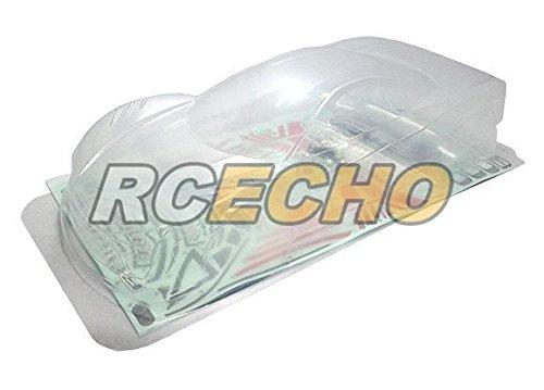 RCECHOÂ Tamiya RC Car Body 110 Scale RC Raikiri GT Body Parts Set 51585 with RCECHOÂ Full Version Apps Edition