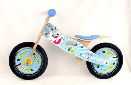 Buck Wooden Balance Bike by Kidzmotion