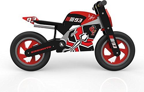 Kiddimoto Wooden Balance Bike - Superbike Marc Marquez