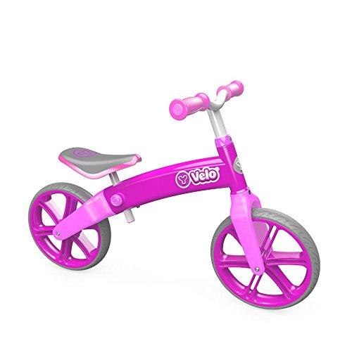Yvolution Official - Y Velo Balance Bike Pink - Kids Balance Bike