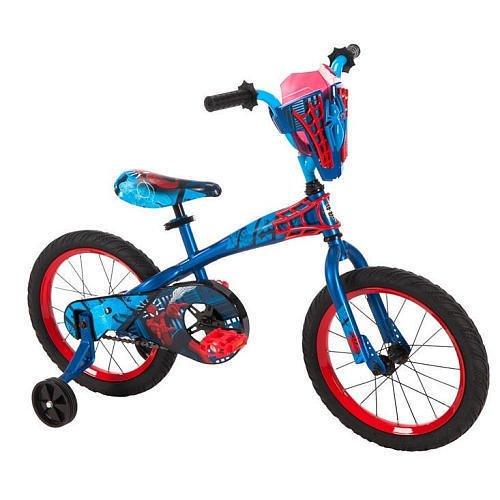 16 inch Huffy Spider-Man Titan Hero Bike