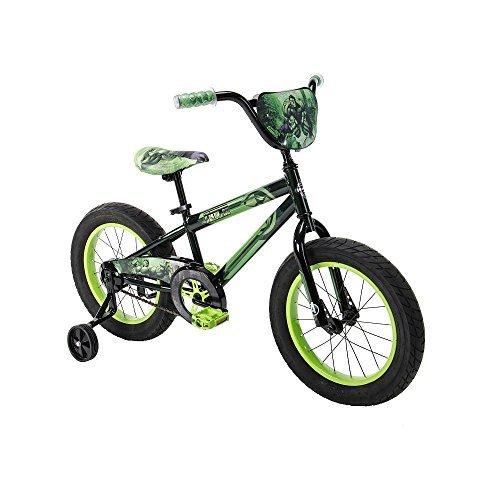 Boys 16 Inch Hulk Fat Tire Bike