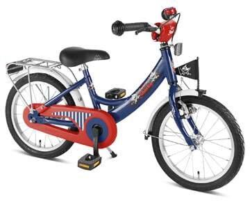 Puky childrens bikes 12 inch 16 inch Kids bike ZL 16 alu Capitan Sharky