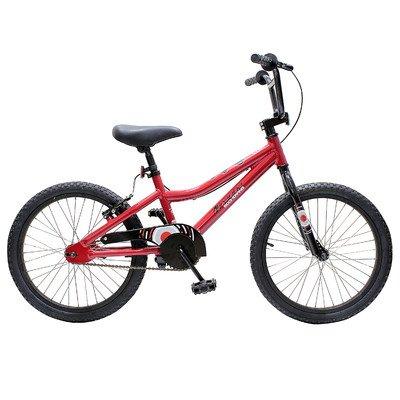 Piranha Boomerang R0 Kids Bike 20 inch Wheels 12 inch Frame Girls Bike Red