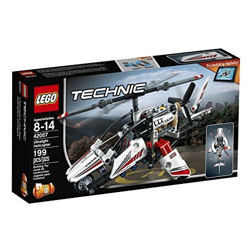 LEGO Technic Ultralight Helicopter 42057 Building Kit