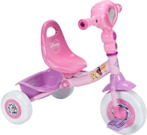 Disney Princess Girls Folding Tricycle