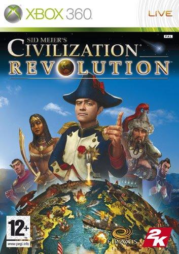 Sid Meiers Civilization Revolution - Xbox 360 Greatest Hits