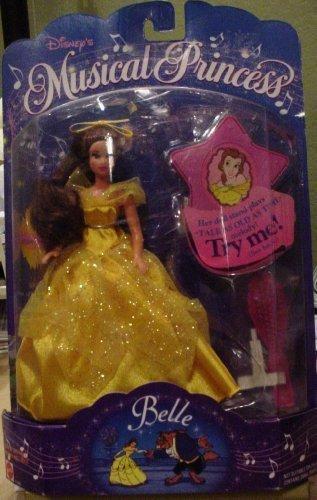 Disneys Musical Princess Collection - Belle by Mattel
