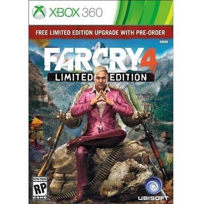 Far Cry 4 Limited Edition X360