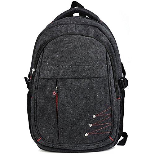 KroO HP Spectre x360 2-in-1 133 Spectre x360 15 Case  15-inch LaptopNotebook School Backpack Charcoal Grey
