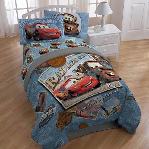 DisneyPixar Cars Tune Up TwinFull Reversible Comforter