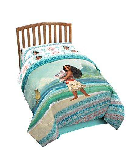DisneyPixar Moana The Wave Reversible Twin Comforter
