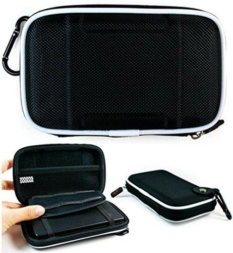 Nintendo Dsi DS lite 2016 Storage Case - Black EVA Pouch Box