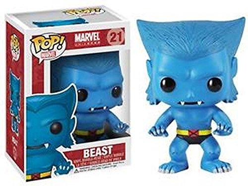 Funko POP Marvel X-Men Beast Vinyl Bobble Head Action Figure 21