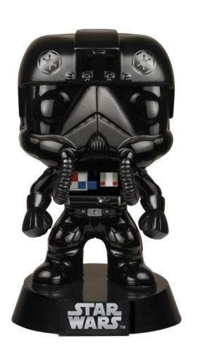 Funko Pop Star Wars Tie Fighter Pilot Vinyl Bobble Head Action Figure Toy