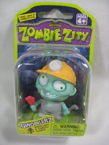 Zombie Zity The Mayors Madness Swobblerz City Workers Mini Bobblehead Action Figure by Zombie Zity