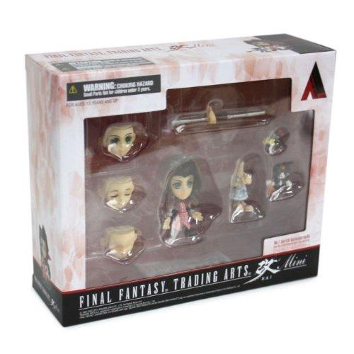 Final Fantasy Trading Arts Kai Mini Figure Aerith Gainsborough