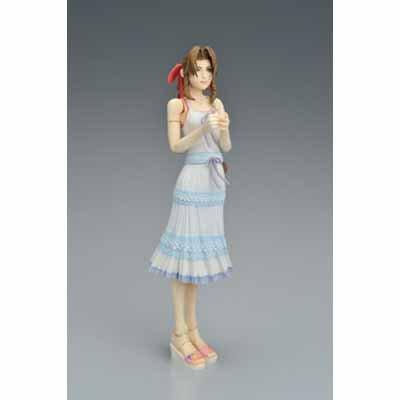 Final Fantasy VII Crisis Core Play Arts Aerith Gainsborough