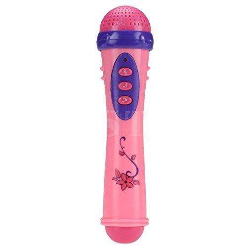 Ubesta Children Kids Toys Wireless Microphone Karaoke Singing Gift Music Mic Toys