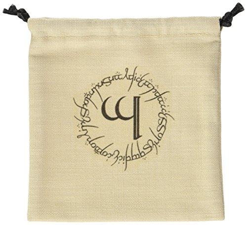 Q-Workshop Elven Dice Bag in Linen Elvish