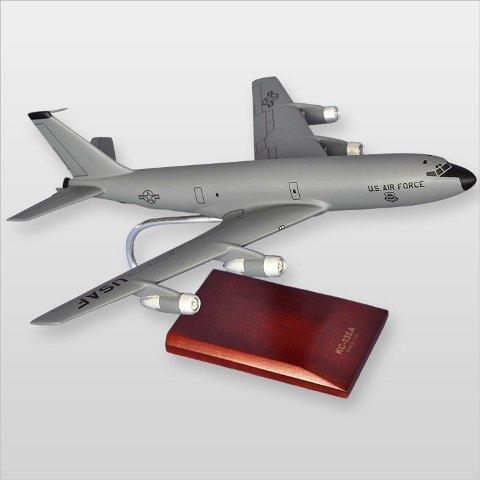Mastercraft Collection MCKC135ASW KC-135A Stratotanker Wood Desktop Model