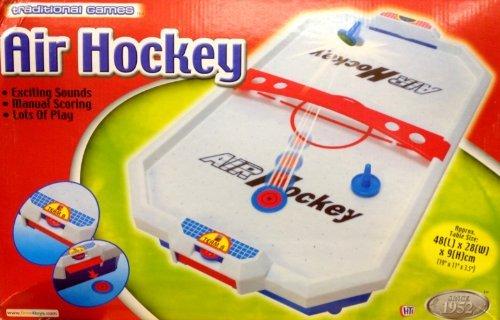 TABLETOP AIR HOCKEY GAME by HTI