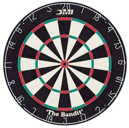 DMI Bandit Staple-free Bristle Dartboard