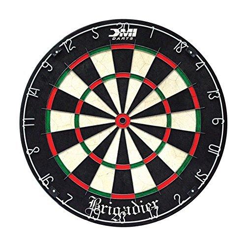 DMI Darts Brigadier Bristle Dart Board by DMI Sports