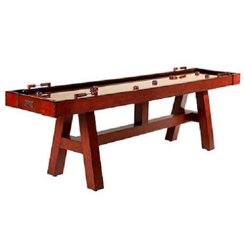 Barrington 9 Solid Wood Shuffleboard Table