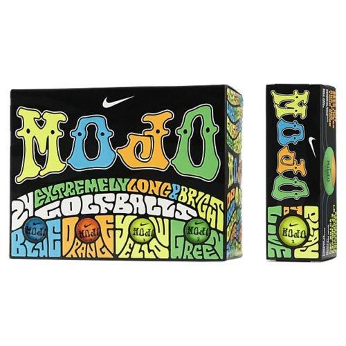 Nike Mojo Golf Balls 2 Dozen Assorted Color
