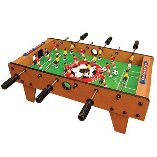 KIDS Wooden Foosball Football Game Table 2035 SOCCER TABLE SOCCER SWEET
