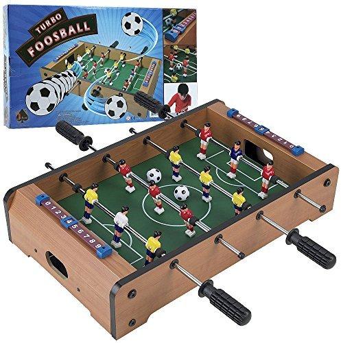 Trademark Games Mini Table-top Football Table