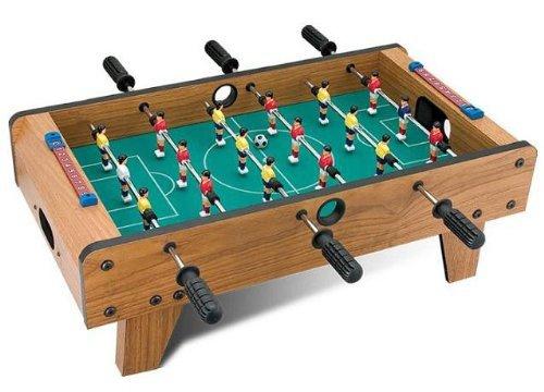 27 Tabletop Soccer Foosball Table Game w Legs