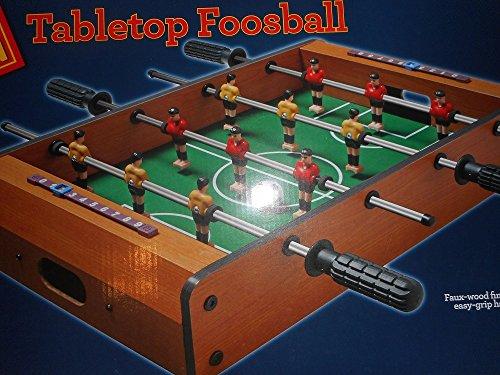 Just for Fun Tabletop Foosball