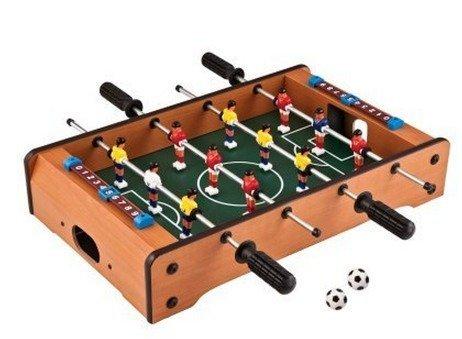 Wooden Mini Foosball Tabletop Set