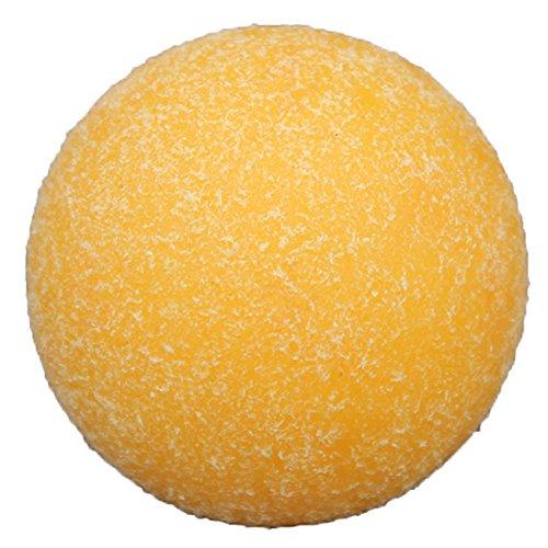 BleuMoo Orange Matte Soccer Table Football Foosball Balls Fussball Ball