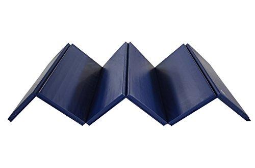 4x12x2 Gymnastics Tumbling Martial Arts Folding Mat