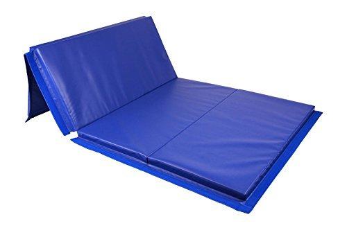 IncStores Eco Folding Mats for Exericse Gymnastics Tumbling Cheerleading Wrestling Practice