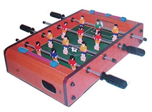 Desktop Mini Foosball Game Tabletop Indoor Soccer 135 x 85 Inch by Worldwide Co