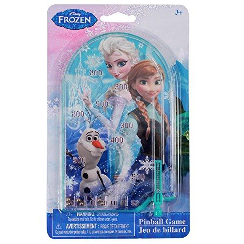 Disney Frozen Handheld Pinball Game