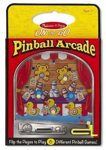 Pinball Arcade On-the-Go Series by Melissa Doug