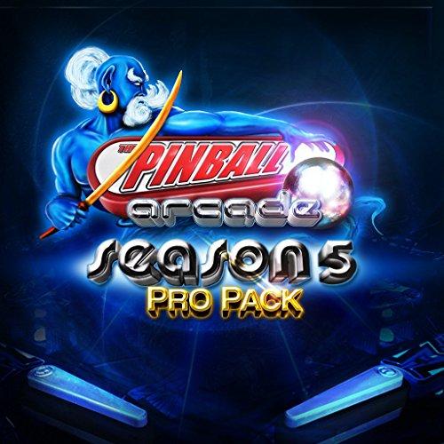 Pinball Arcade Pinball Arcade Season 5 Pro Bundle - PS4 Digital Code
