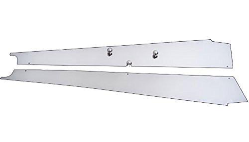 Data East Pinball Side Regular Mirror Blade Set