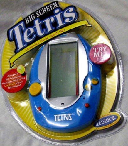 Big Screen Tetris