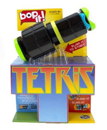 Bop It Tetris Game