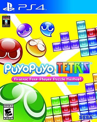 Puyo Puyo Tetris - PlayStation 4