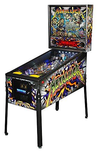 Stern Metallica Monster Premium Pinball Machine
