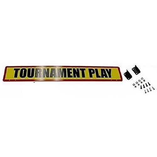 Stern Pinball Machine Tournament Sign and Hardware Kit